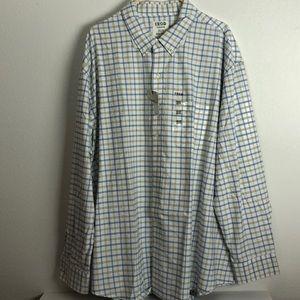 Izod button front shirt